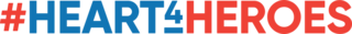 heart4heroes logo