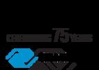 75th bgcmc horizontal 2c trans logo