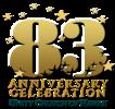 83 anniversary