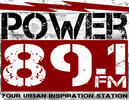 Power 89 logo