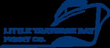 Little traverse ferry logo blue png