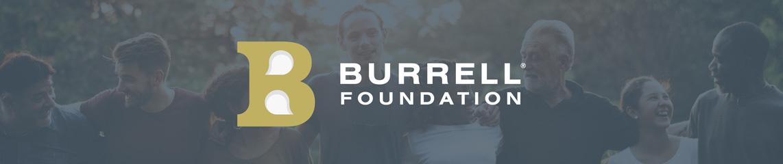 Burrell foundation banner final