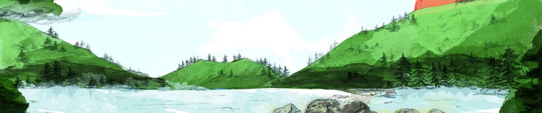 1.cover lake