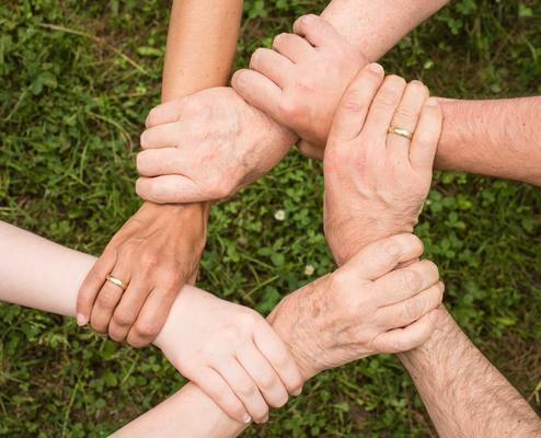 Collaboration community cooperation 461049