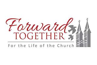 Forward together campaign logo