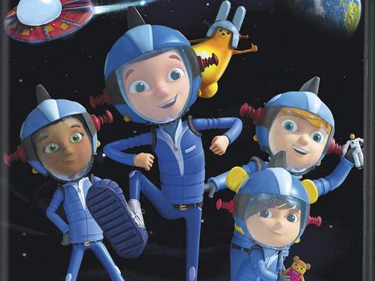 Ready jet go    one small step dvd cover
