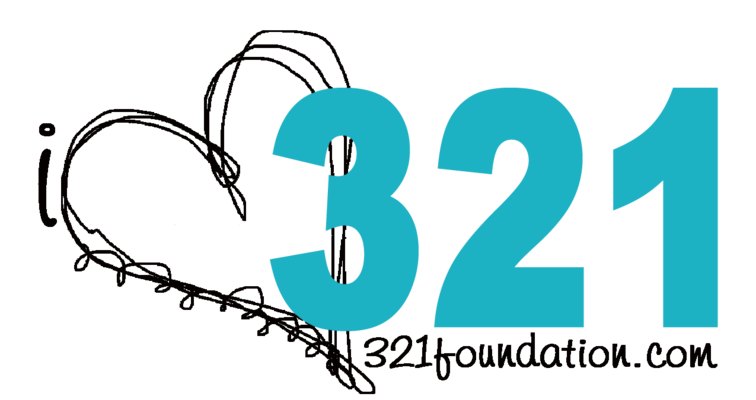 321 logo final