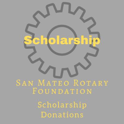San mateo rotary foundation   scholarship