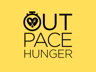 Copy of copy of outpace hunger logo color tests
