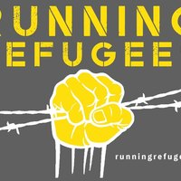 Fundraiser page running refigees proof 1a